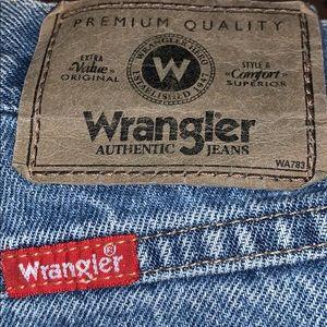 Wrangler Jeans - Men's wrangler jeans
